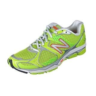New Balance M1080 Round Toe Synthetic Running Shoe