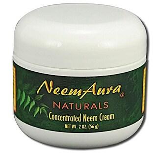 Neemaura Naturals Neem Cream with Aloe&Neem Oil 2-ounce