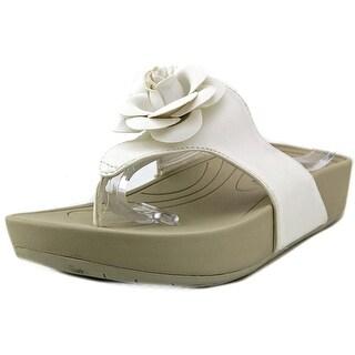Baretraps Greda Women Open Toe Synthetic Thong Sandal