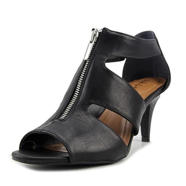 Style & Co Halinaa Women US 6 Black Sandals