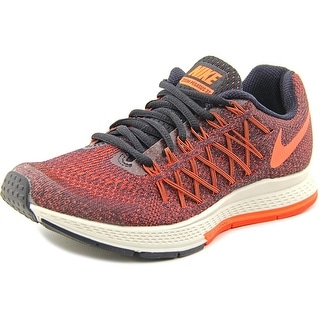 Nike Air Zoom Pegasus 32 Round Toe Synthetic Running Shoe