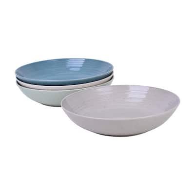 Sango Artist's Blend Set Of 4 Dinner Bowls