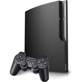 Sony PlayStation 3 Slim 120GB Console Package (Refurbished)