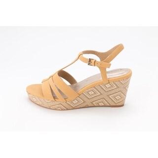 Giani Bernini Women's Sadiee Platform Wedge Sandals