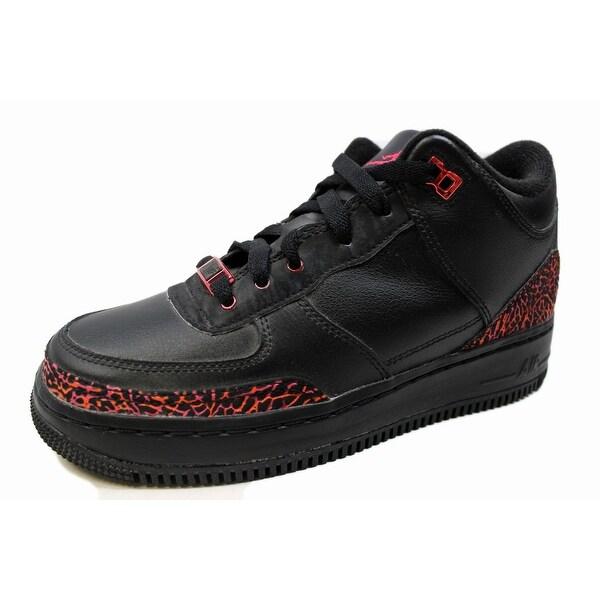 pick up d682d 867db Nike Grade-School AJF 3 Air Jordan Fusion Black Berry 323233-061 Size