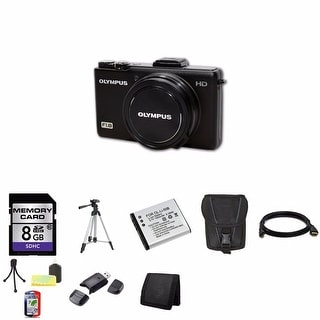 Olympus XZ-1 10MP Digital Camera 8GB Bundle