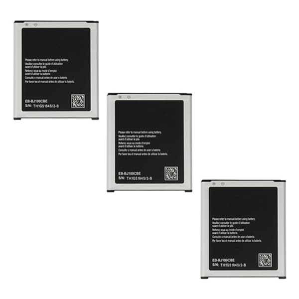 3x Replacement For Samsung EB-BJ100CBE 1850mAh Battery Fits Galaxy J1 J100F. Opens flyout.