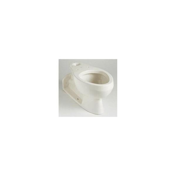 Kohler K-4327 Barrington Pressure Lite Elongated Toilet Bowl Only