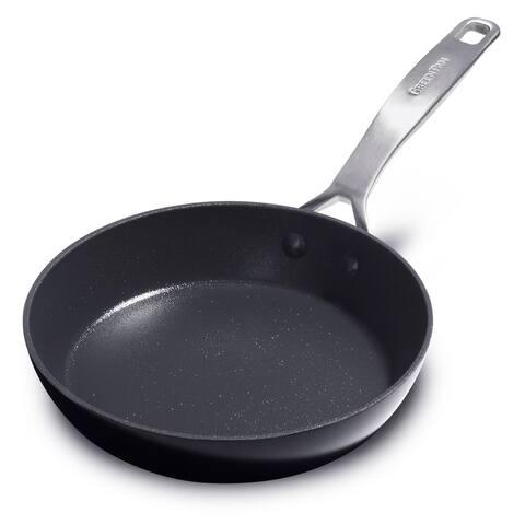 """GreenPan SearSmart Hard Anodized Ceramic Non-stick Frypan, 8"""""""