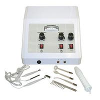 LCL Beauty 2-in-1 Facial Machine with Galvanic and High Frequency