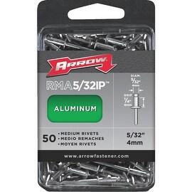 Arrow 5/32X1/4 Alum Rivet
