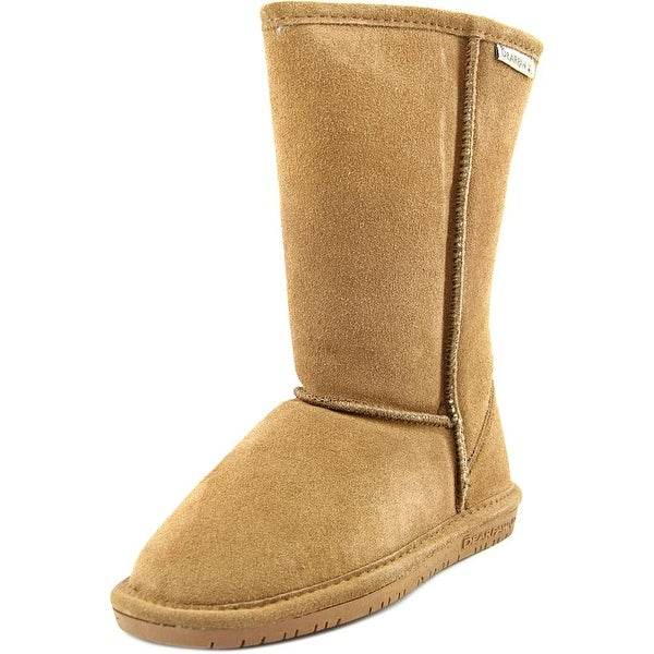 Bearpaw Emma Tall Youth Round Toe Suede Winter Boot