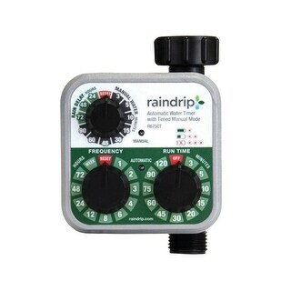 Raindrip R675CT Automatic Water Timer