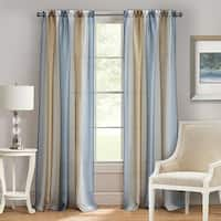 Spectrum Textured Sheer Rod Pocket Panel, 2-Pack, 50x84 Inches