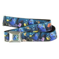Finding Dory Seatbelt Belt-Holds Pants Up