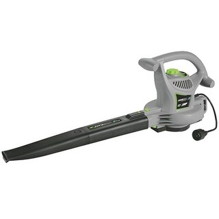 Earthwise BVM22012 12 Amp Corded 3-in-1 Blower, Vac, Mulch