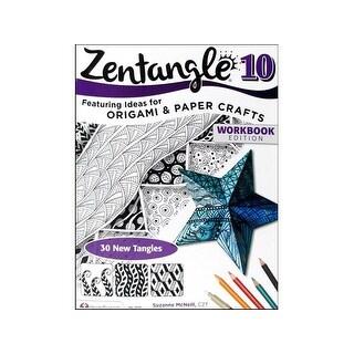 Design Originals Zentangle 10 Bk