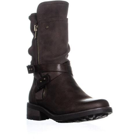 Carlos by Carlos Santana Sawyer Fashion Boots, Dark Brown