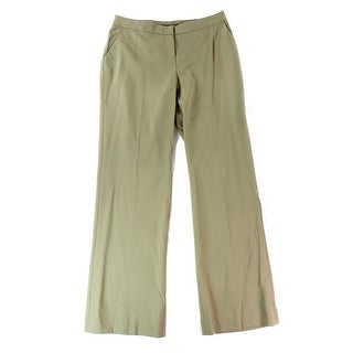 Semantiks NEW Beige Neutral Women's Size 4X31 Athena Bree Dress Pants