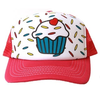 Youth Cupcake Hollywood Trucker Mesh Hat