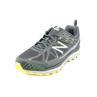 New Balance WT610 Women D Round Toe Synthetic Black Trail Running