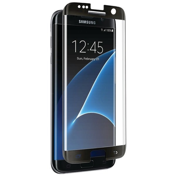 Znitro 700161188998 Samsung(R) Galaxy S(R) 7 Edge Nitro Glass Screen Protector