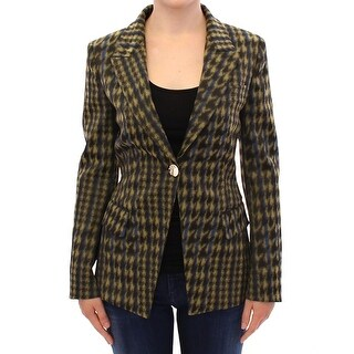 Versace Jeans Blazer Jacket Single Breasted - it40