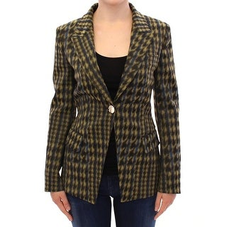 Versace Blazer Jacket Single Breasted - it40