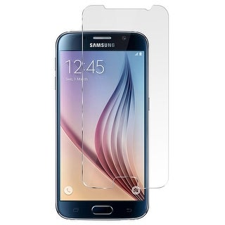Shield Patrol Copter Exoglass Tempered Glass Screen Protector for Galaxy S6 - Cl