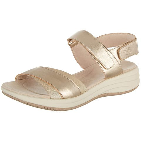 Easy Spirit Womens Draco Fabric Open Toe Casual Sport Sandals