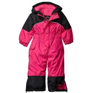 iXtreme Baby Girls Snowmobile Snowboarding Ski Winter Puffer Snowsuit