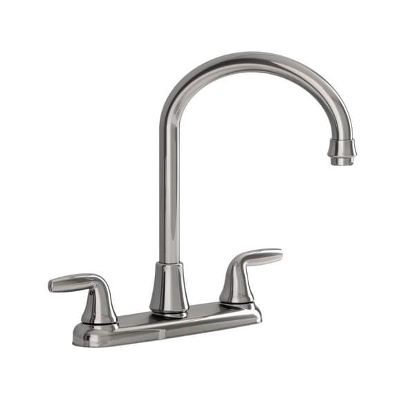 Shop American Standard 9316451 002 Kitchen Faucet With Side Spray