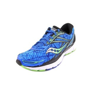 Saucony Breakthru 2 Men Round Toe Synthetic Blue Running Shoe