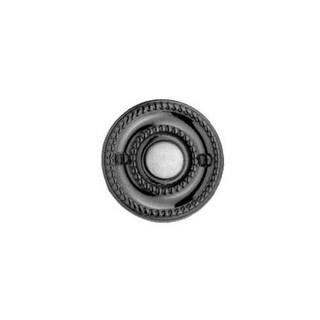 Baldwin 4850 1-3/4 Inch Diameter Beaded Bell Button