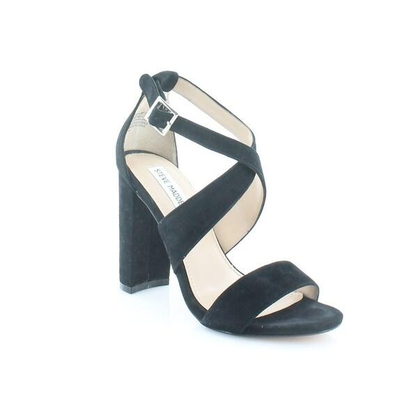 41448a46a4bc Shop Steve Madden Christa Women s Heels Black - Free Shipping On ...