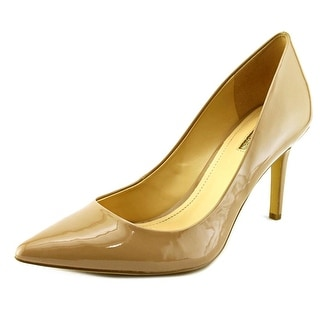 BCBGeneration Levonne-X Women Pointed Toe Synthetic Nude Heels
