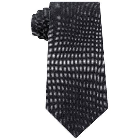 Kenneth Cole Mens Milky Way Self-Tied Necktie - One Size