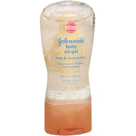 Johnson's Baby Oil Gel 6.5oz