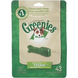 Greenies Canine Dental Chew Treats Free Shipping On