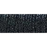 Hi Lustre Black - Kreinik Very Fine Metallic Braid #4 12Yd
