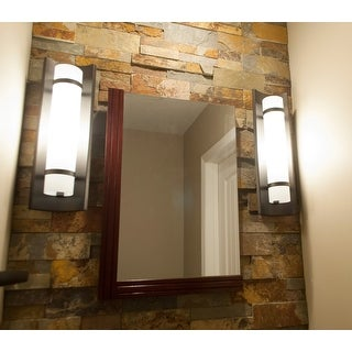 Feiss Colin 1 - Light Sconce, Oil Rubbed Bronze