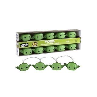 POP! Star Wars Yoda String Lights