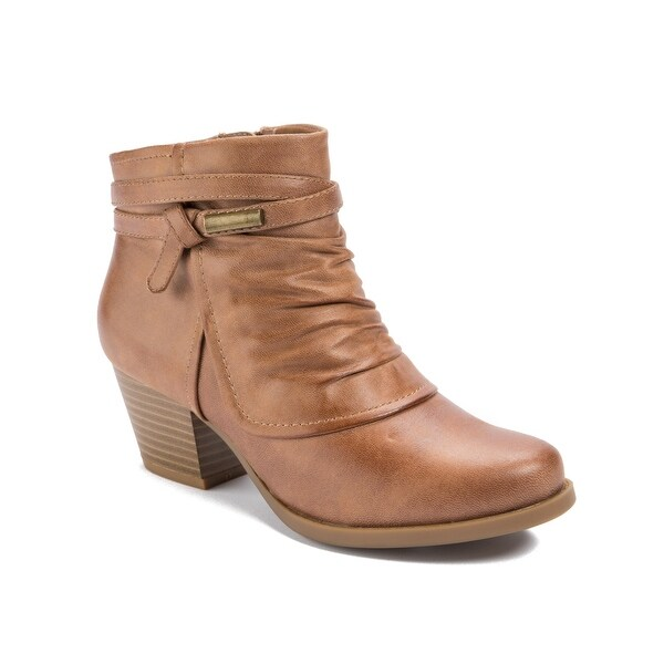 Wear.Ever. Remmi Women's Boots CHESTNUT