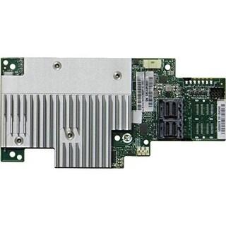 Intel Cc Rmsp3cd080f Tri-Mode Sas Sata Pcie Raid Module W 8 Internal Ports