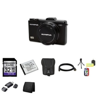 Olympus XZ-1 10MP Digital Camera 32GB Bundle
