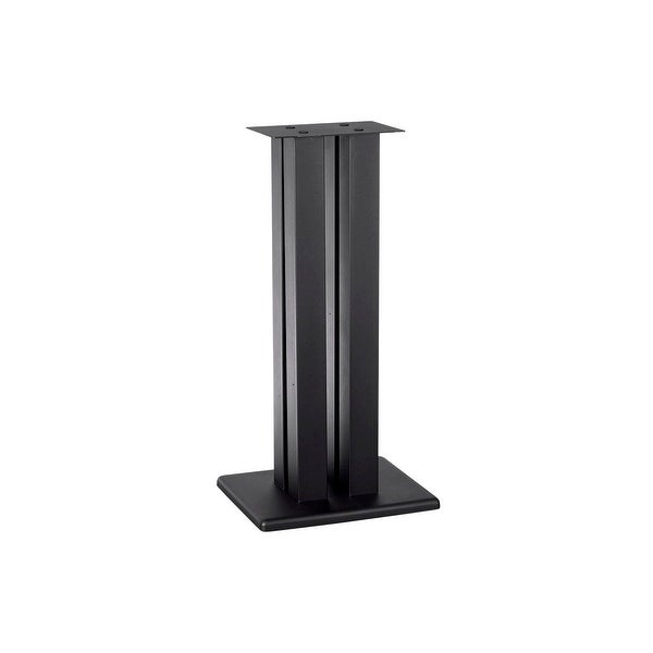 Shop Monolith 24 Inch Speaker Stand (Ea) - Black   Supports 75 lbs