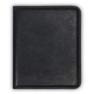 Samsill 70810 Padfolio Profssnal Leather Blk