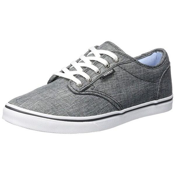 d601896b6d ... Women s Athletic Shoes. Vans Women  x27 s Wm Atwood Low-Top Sneakers