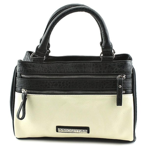 Rosetti Charlotte Grab Bag Satchel Women Synthetic Satchel - Black