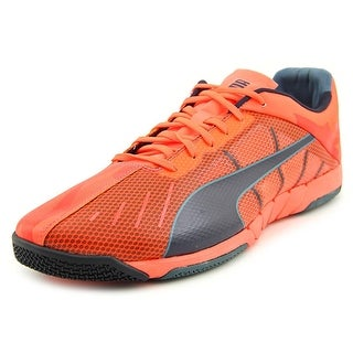Puma Neon Lite 2.0 Round Toe Canvas Sneakers